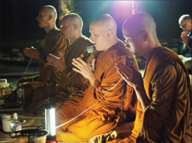 New Years Eve Chanting